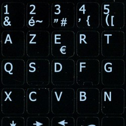 French AZERTY Notebook...