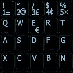 French QWERTY Notebook...