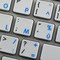 Apple French AZERTY English...