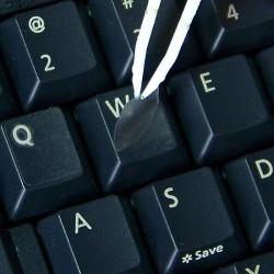 Blank for Apple keyboard...