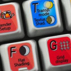 MatchMover keyboard sticker