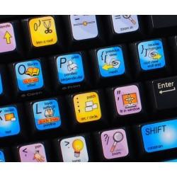 ARCHICAD keyboard sticker