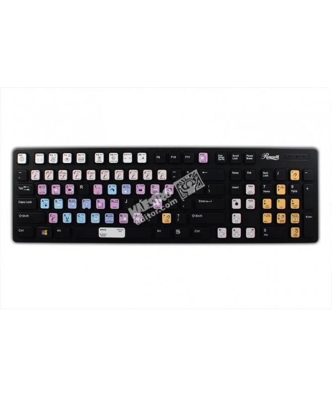 Xara Designer Pro keyboard sticker