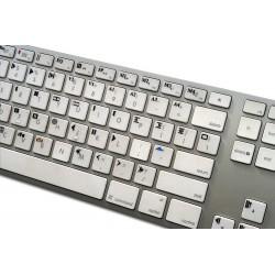 Avid Media Composer transparent keyboard sticker