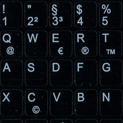German Notebook keyboard...