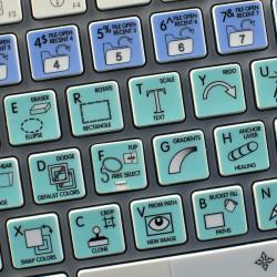 GIMP Galaxy series keyboard...