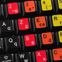 Learning French AZERTY...