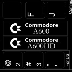 Commodore A600/A600HD non...