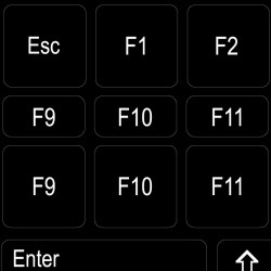 Function keys for desktop...