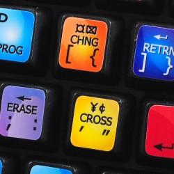Travel Network keyboard...