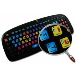 Avid Media Composer & Symphony Nitris keyboard sticker